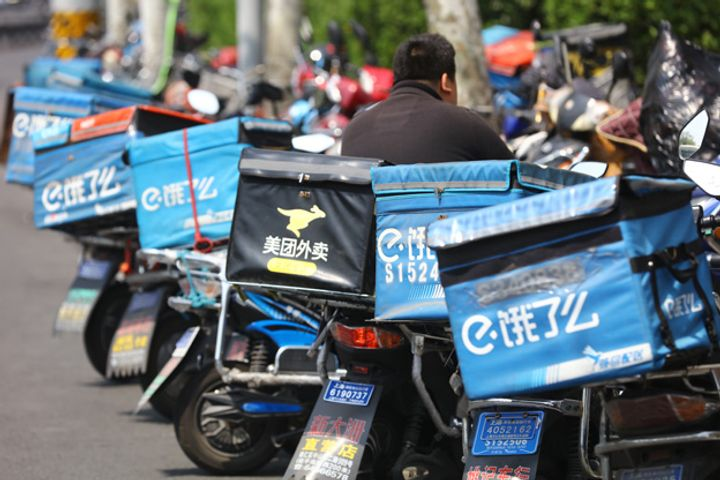 Meituan's Meal Delivery Unit Now Employs Over 2.7 Million Drivers