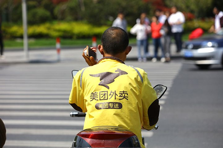 Meituan Reveals Driverless Meal Delivery Platform, Plans Trials Next Year