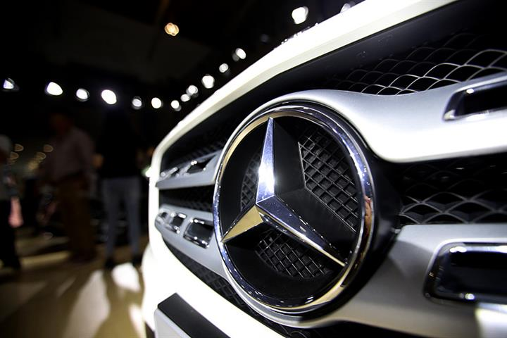 Mercedes-Benz Issues 11th China Recall This Year