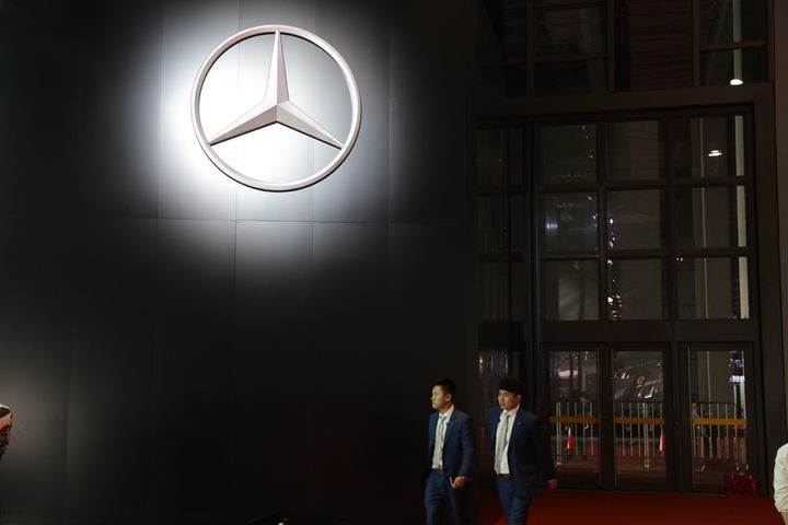 Mercedes-Benz Recalls 615,000 China Cars for Faulty Shocks, Tires