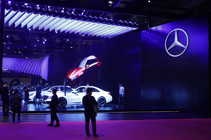 Mercedes-Benz Recalls Over 2,000 Imported Cars in China for Faulty Front Seats