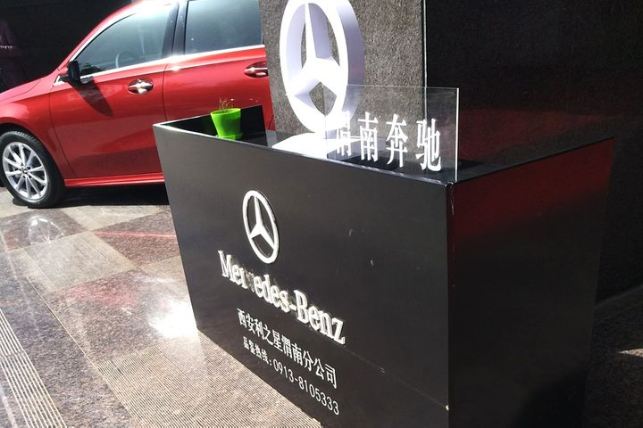 Mercedes Gets Fine for Role in Sketchy Sale That Brought Buyer to Tears