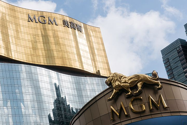MGM China to Open New Macao Casino Next Month as It Fights Off Rising Competition