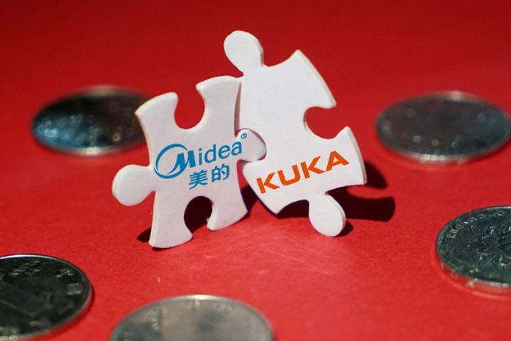 Midea to Set Up Robotics JV With German Kuka to Start 'Human-Robot New Era'