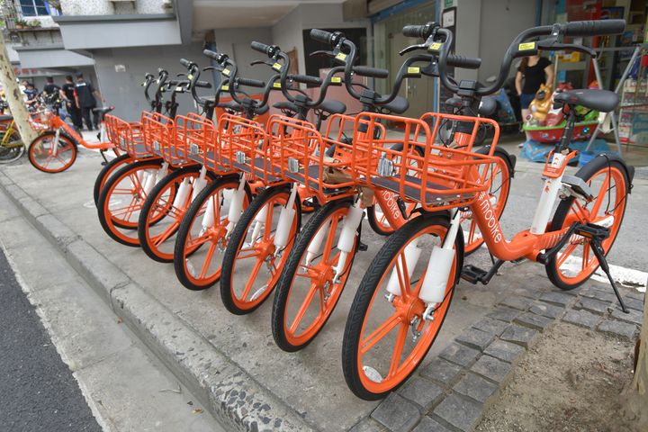 Mobike Fines Parking Scofflaws USD0.75 in Shanghai, Sets Up No Parking Zones