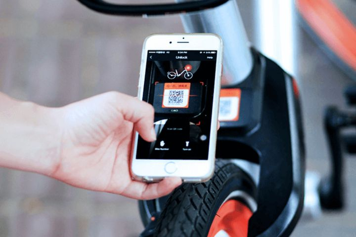 Mobike Wins Patent Dispute Over QR-Code Technology for Unlocking Bikes