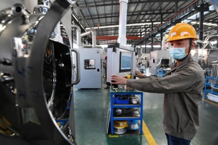 Most Foreign-Funded Enterprises Resume Work in Chinese Manufacturing Hub