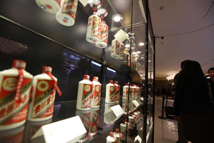 Moutai Prices Are Still on the Rise, Speculative Stockpiling Is Suspected