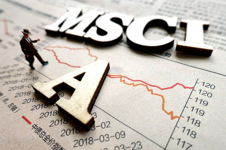 MSCI to Lift China Mainland Equity Weighting to 15% as Planned