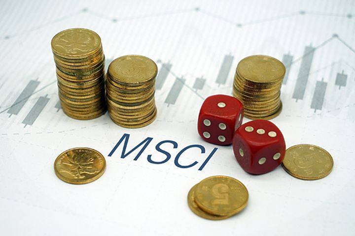 MSCI to Add S.F. Holding, 360 Security to Emerging Markets Index