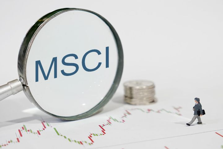 MSCI to Quadruple Weighting of Chinese Mainland Stocks in Its Indexes