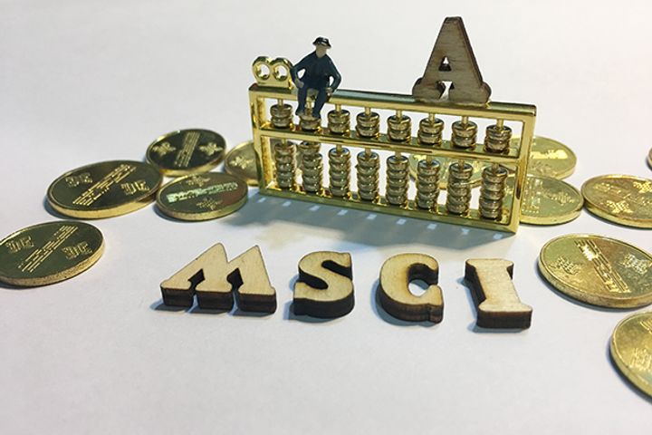 MSCI to Stride Ahead With China's Inclusion in Emerging Markets Index