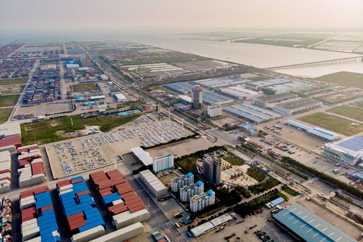 Nansha FTZ to Form Three New Cross-Border Financial Institutes