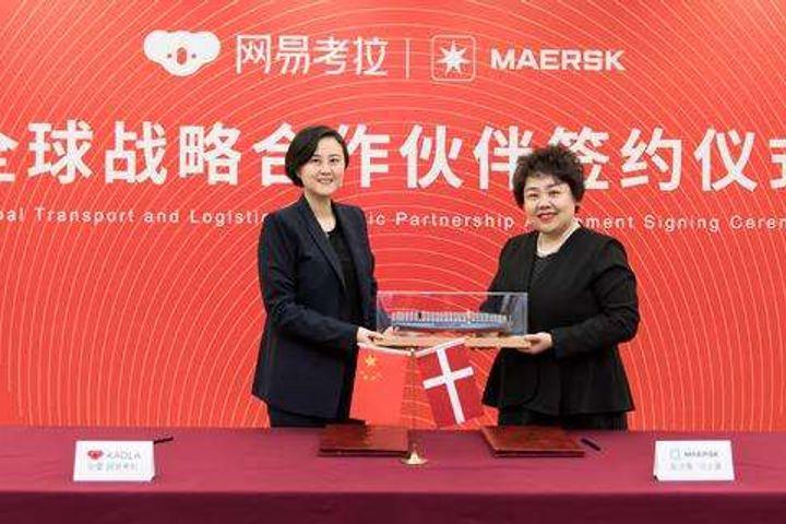 NetEase E-Commerce Unit Enlists Maersk to Shore Up Double Eleven Deliveries