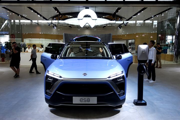 China's Nio Outstrips Rivals to Rank Best for Electric Car Quality, Study