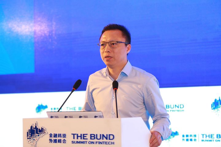 New Finance Is More About Solving Problems Than Making Money, Ant Financial CEO Says