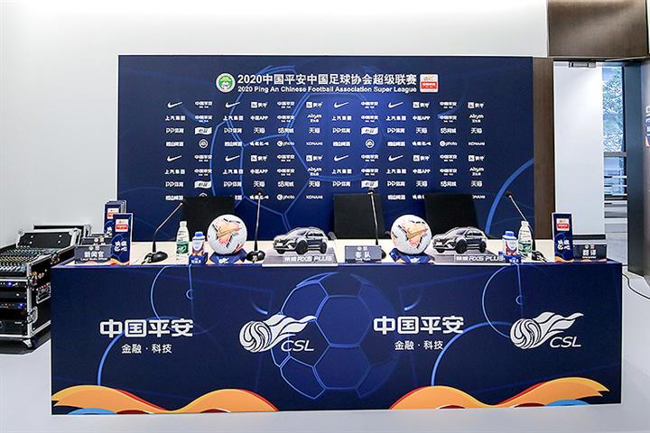 New Local Covid-19 Cases Overshadow Start of Chinese Super League Soccer