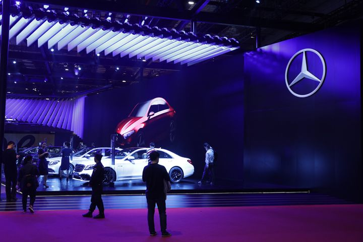 Mercedes-Benz's New China Policy Lets Buyers Swap Lemons
