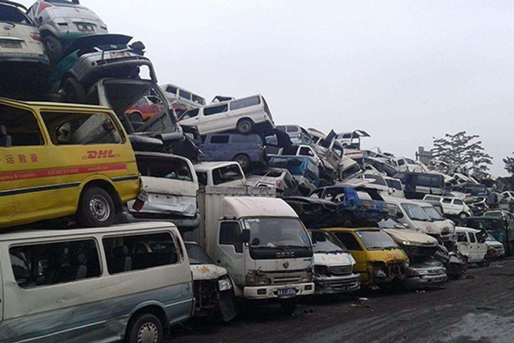 New Rules for Scrap Car Recycling Will Issue; Market Is Set to Top USD16 Billion