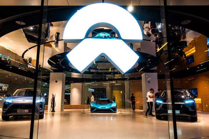 Nio's Stock Slumps After Chinese NEV Chief Hints About 1,000 Layoffs