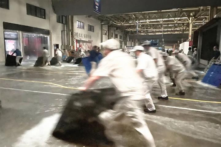 Nissan Halts Output at Car Plant in China's Zhengzhou After Flooding