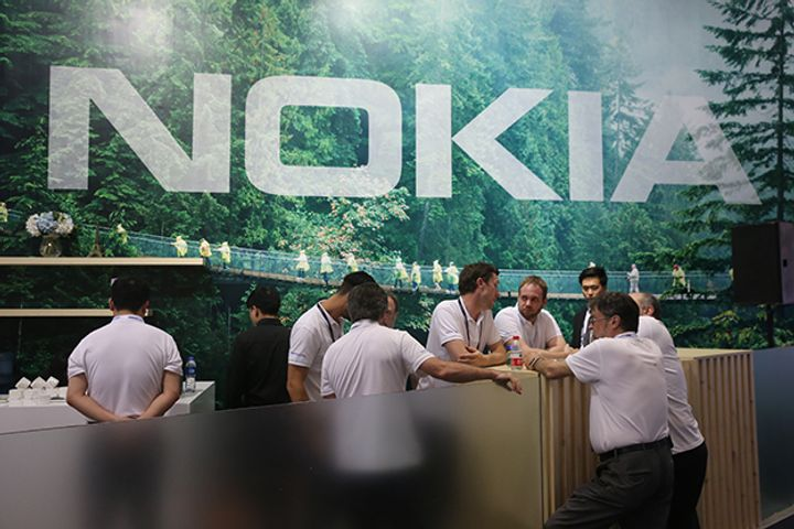 Nokia and Huawei Seal Patent Deal