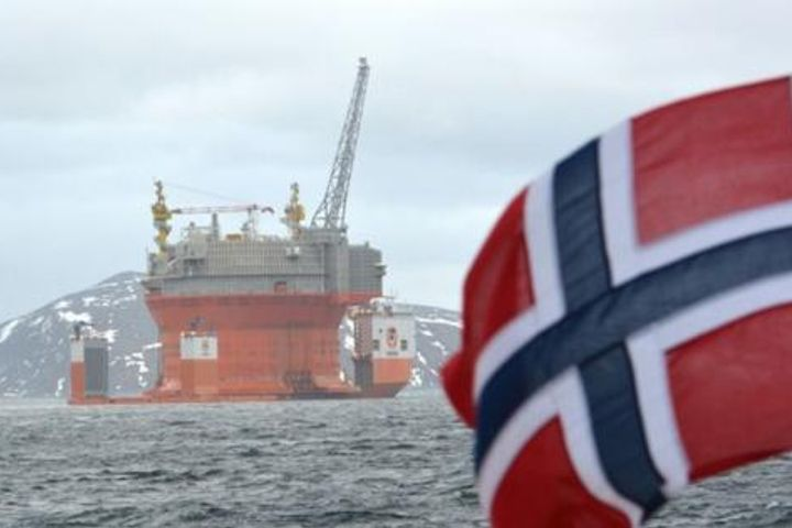 Norway's Sovereign Wealth Fund Mulls Dumping Oil, Gas Assets