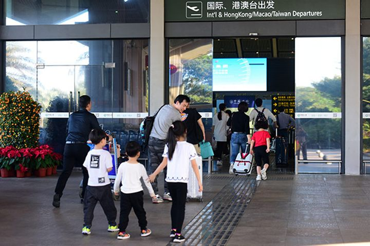 Chinese Overseas Tourism Jumped 28% This Spring Festival