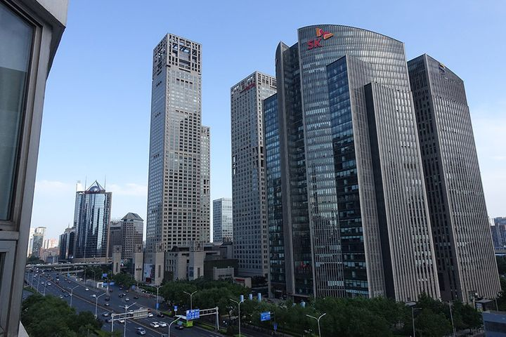 Office Vacancy Rates in China's Top Cities Close In on Decade High