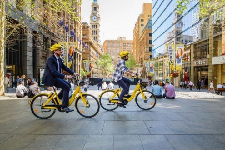 Ofo Rolls Out 200 Shared Bikes in Sydney, Australia Without Need for Security Deposit