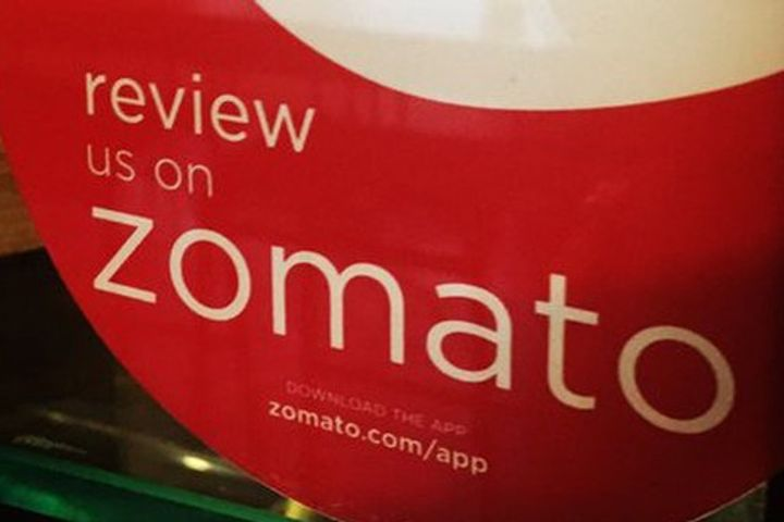 Online Food Ordering Startup Zomato Seeks up to USD200 Million From Alibaba, Ant Financial