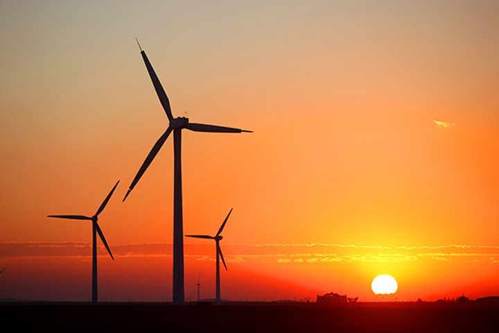 Opencut Coal Industry Gets Starting Gun for 6 Million-KW Wind Power Project