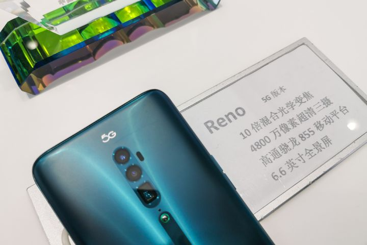 Oppo Gets Go-Ahead to Sell Its First 5G Phone Oppo Reno 5G in China