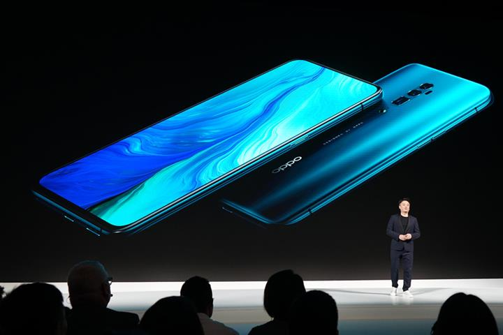 Oppo Names Ex-Brand Chief CMO to Spur Post-Covid-19 Growth
