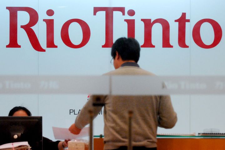Ore Giant Rio Tinto Tests Water With Yuan-Based Purchase