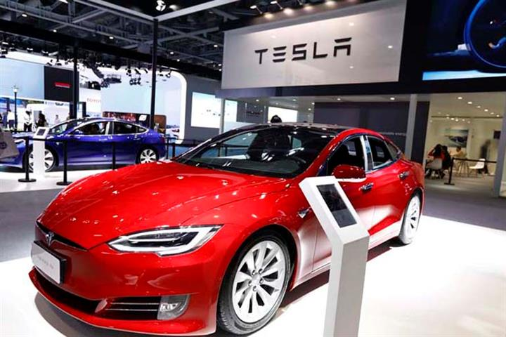 'Out of Control' Tesla Cars Were Behind a Number of Accidents, Report Says