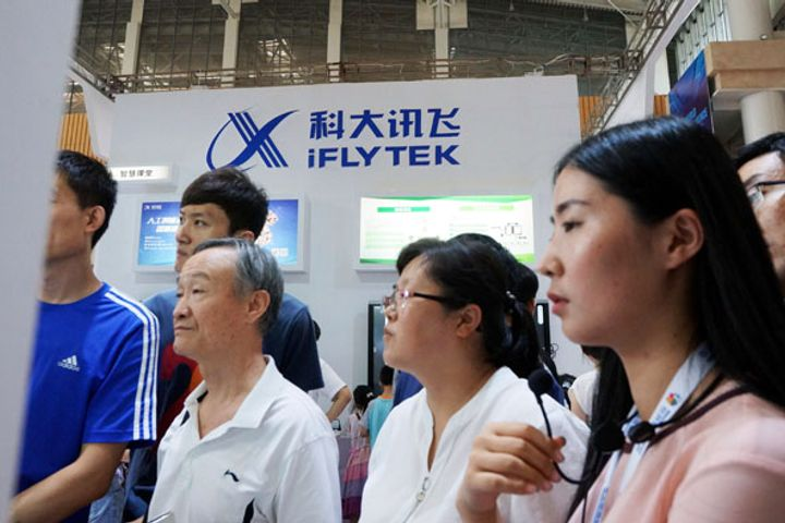 Over 80% of Chinese Service Robots Use Iflytek Technology, Firm Says