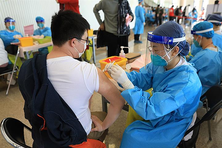 Over Five Million Beijing Residents Got Covid-19 Jabs With 40% Nationwide Target by June