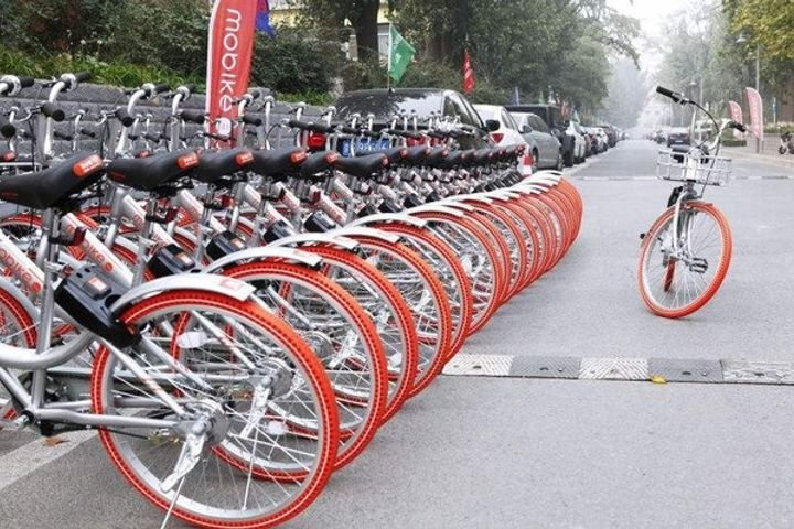 Overwhelmed by 2.35 Million Shared Bikes, Beijing Suspends Further Deployments