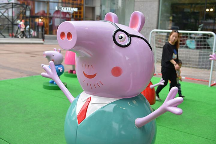 Owner of Peppa Pig Erases 100,000 Illegal Links Ahead of Theme Park Opening in China