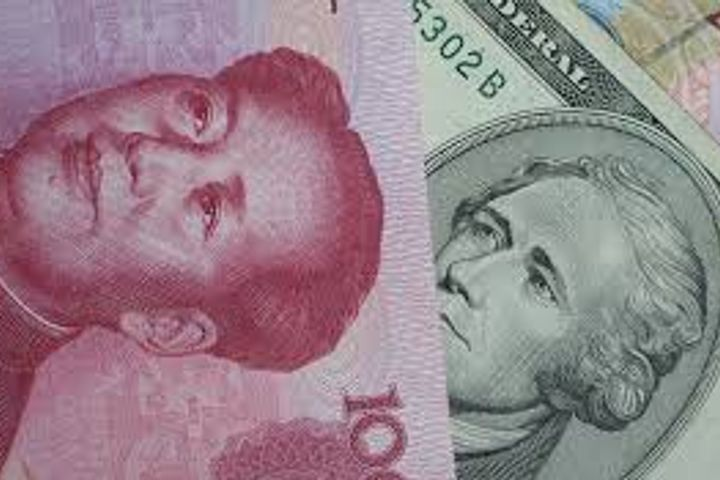 PBOC Cuts Yuan-Dollar Central Parity Rate by 38 Basis Points