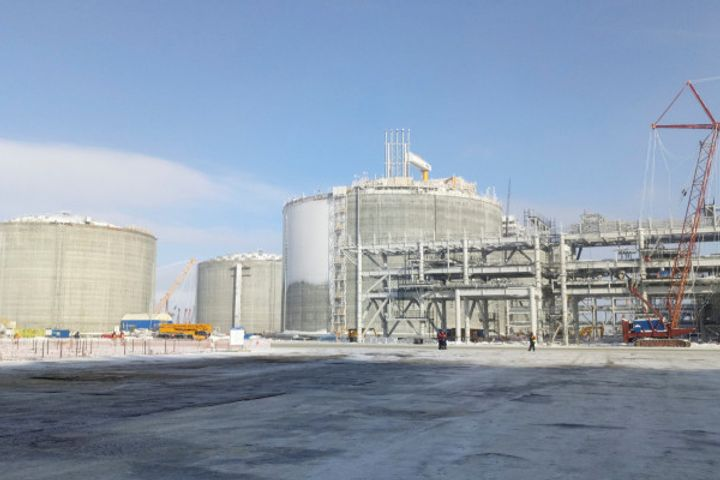 PetroChina Holds 15% of Canada's Largest LNG Project