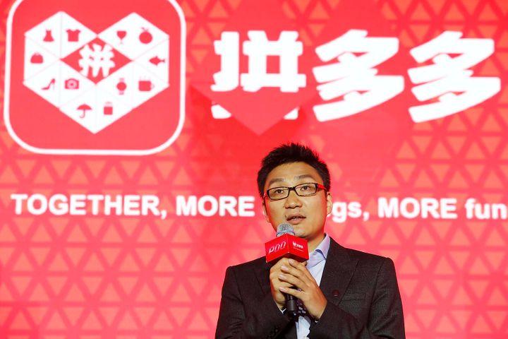 Pinduoduo's Founder Bolts Next to Zuckerberg on Self-Made Billionaires Under 40 List