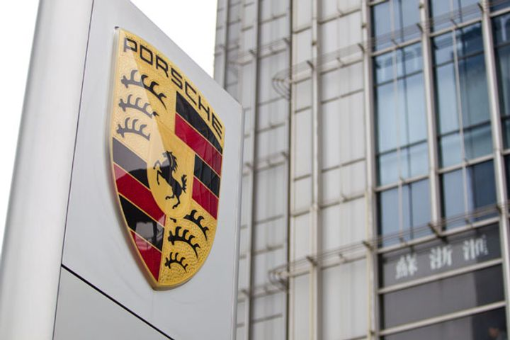 Porsche to Recall Over 42,000 Cars in China Due to Fire Risk