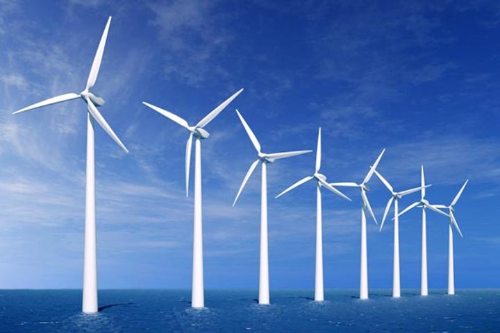 PowerChina Breaks Ground in Ukraine on Europe's Biggest Roadbed Wind Farm