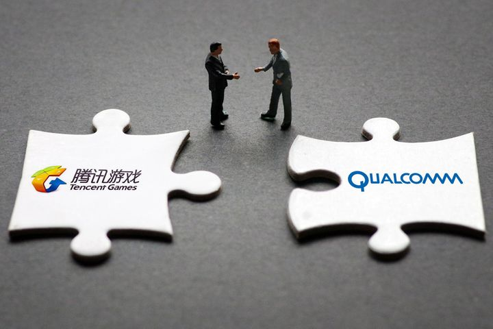 Qualcomm, Tencent Join Forces on Mobile Gaming, 5G