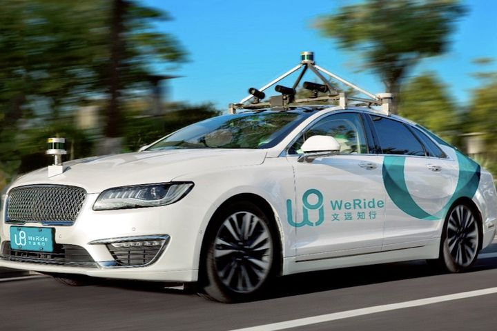 Renault's Investment Arm Backs Chinese Self-Driving Startup WeRide.Ai