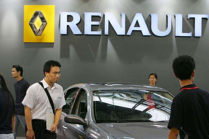 Renault Invests USD145 Million for Half of China's Jiangling Motors Electric Vehicle