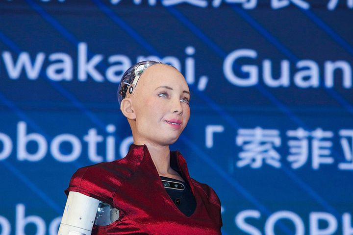 Robot Sophia Denies She Is Terminator as She Kills With Charm in China