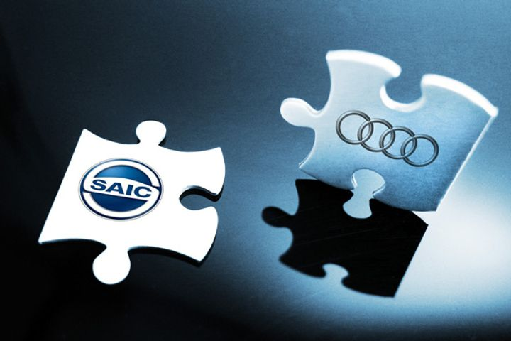SAIC-Audi Partnership Talks Are in Their Last Leg, Audi Director Says